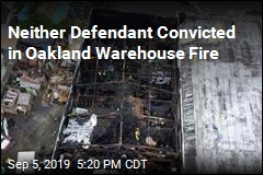 Neither Defendant Convicted in Oakland Warehouse Fire