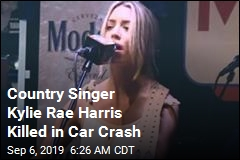 Country Singer Kylie Rae Harris Killed in Car Crash