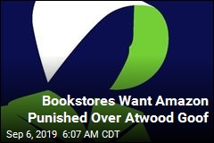 Atwood's Book Was 'Heavily Embargoed.' Amazon Goofed