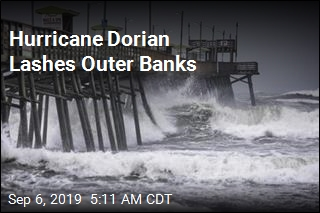 Hurricane Dorian Lashes Outer Banks