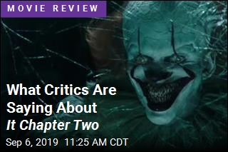 What Critics Are Saying About It Chapter Two