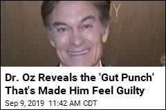 Dr. Oz: I Feel Guilty Over Mom's Alzheimer's