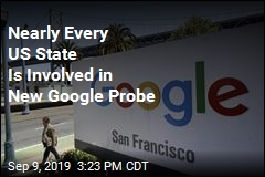 50 States, Territories Band Together to Investigate Google