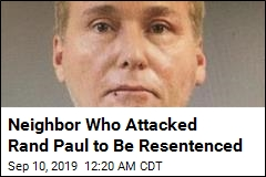 Neighbor Who Attacked Rand Paul to Be Resentenced