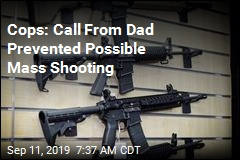Cops: Father Helped Thwart Copycat Texas Mass Shooting