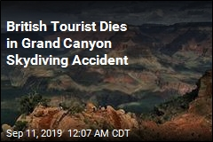Tourist Killed in Grand Canyon Skydiving Accident