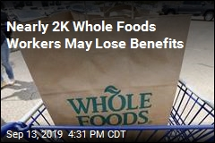 Whole Foods Cuts Part-Timers' Health Care
