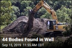 44 Bodies Found in Well