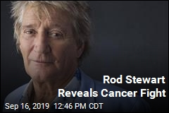 Rod Stewart Reveals Cancer Fight