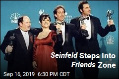 Netflix Signs Seinfeld After Losing Friends