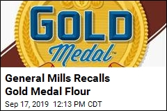 General Mills Recalls Gold Medal Flour