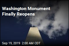 Washington Monument Reopens After 3 Years