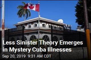Study Raises New Theory in Mystery Cuba Illnesses