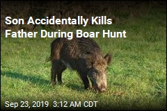 Son Accidentally Kills Father During Boar Hunt