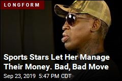 Dennis Rodman Trusted Her. She Stole His Money, Too