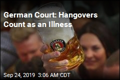 German Court: Hangovers Count as an Illness
