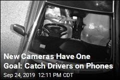 New Cameras' Sole Mission: Catch Drivers on Phones