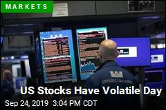 US Stocks Have Volatile Day