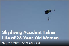 Skydiver Crashes Into Big Rig and Dies