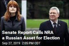 Democratic Investigation: NRA Acted as Russian 'Asset'