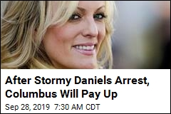 Stormy Daniels Gets $450K After Ohio Arrest