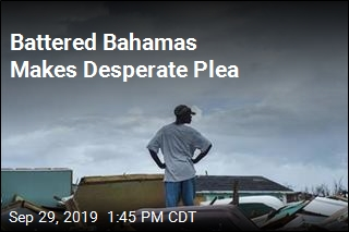 In Dorian's Wake, Bahamas Makes Desperate Plea