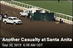 32nd Horse Dies at Santa Anita