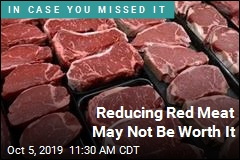 Reducing Red Meat May Not Be Worth It