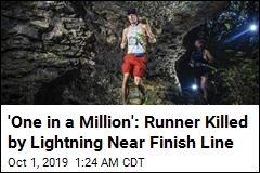 Runner Killed by Lightning Near Finish of 31-Mile Race