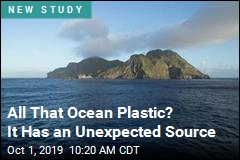 Researchers Pinpoint Source of Plastic on Uninhabited Island