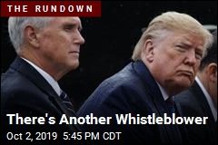 There's Another Whistleblower
