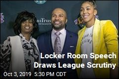 Pep Talk With Racial Epithets Draws Scrutiny From WNBA