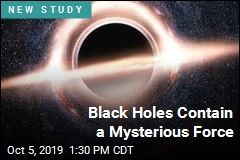 Black Holes Aren't All What We Thought