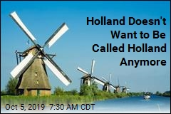 Holland Doesn't Want to Be Called Holland Anymore