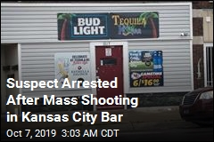 Suspect Arrested After Mass Shooting in Kansas City Bar