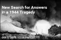 2 Bodies Exhumed in Search for Answers in 1944 Fire