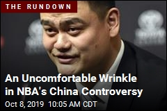 An Uncomfortable Wrinkle in NBA's China Controversy