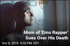 Mom of 'Emo Rapper' Sues Over His Death
