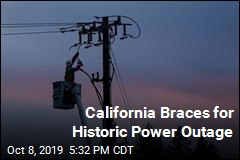 California Braces for Historic Power Outage