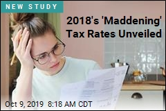 2018's 'Maddening' Tax Rates Unveiled