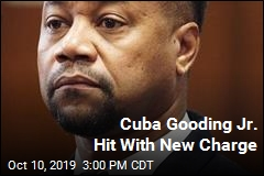 Cuba Gooding Jr. Hit With New Charge
