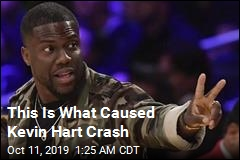 This Is What Caused Kevin Hart Crash