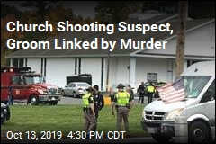 Church Shooting Suspect, Groom Linked by Murder