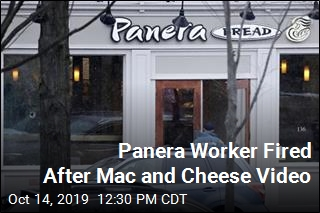 Panera Worker Out of Job After Viral Video