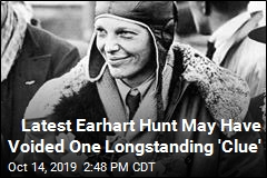 Latest Earhart Hunt May Have Voided One Longstanding 'Clue'