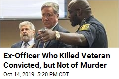 Ex-Officer Cleared of Murder in Shooting of Mentally Ill Veteran