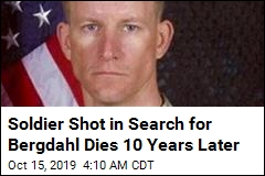 Soldier Shot in Search for Bergdahl Dies 10 Years Later