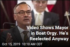 Video Shows Mayor in Boat Orgy. He's Reelected Anyway
