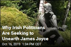 Irish Politicians Seek to Unearth James Joyce