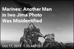 Marines: 2nd Man in Iconic Photo Was Misidentified